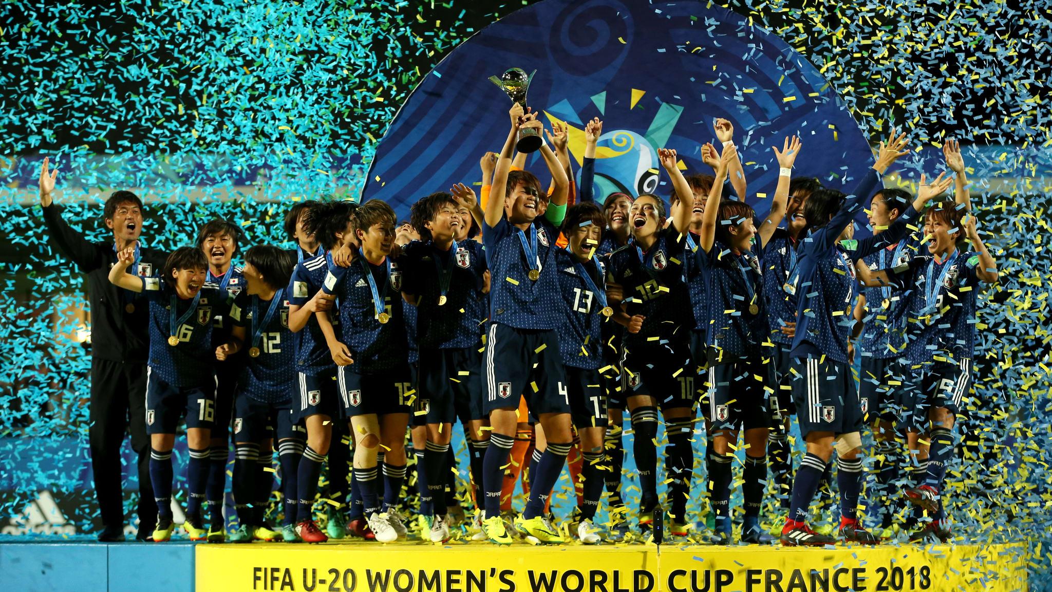 August: Japan triumphiert in Frankreich