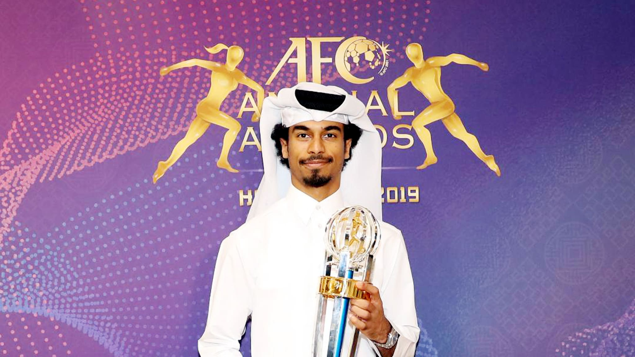 AFC Player of the Year 2019 Qatari star Akram Afif
