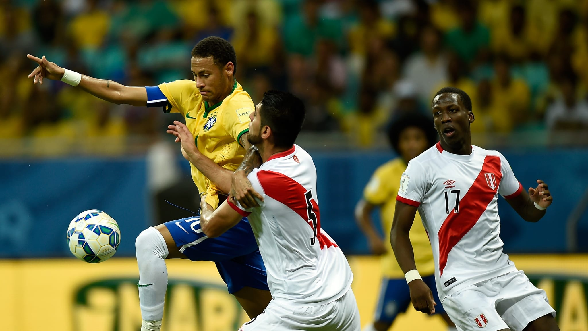Brazil v Peru - 2018 FIFA World Cup Russia Qualifiers
