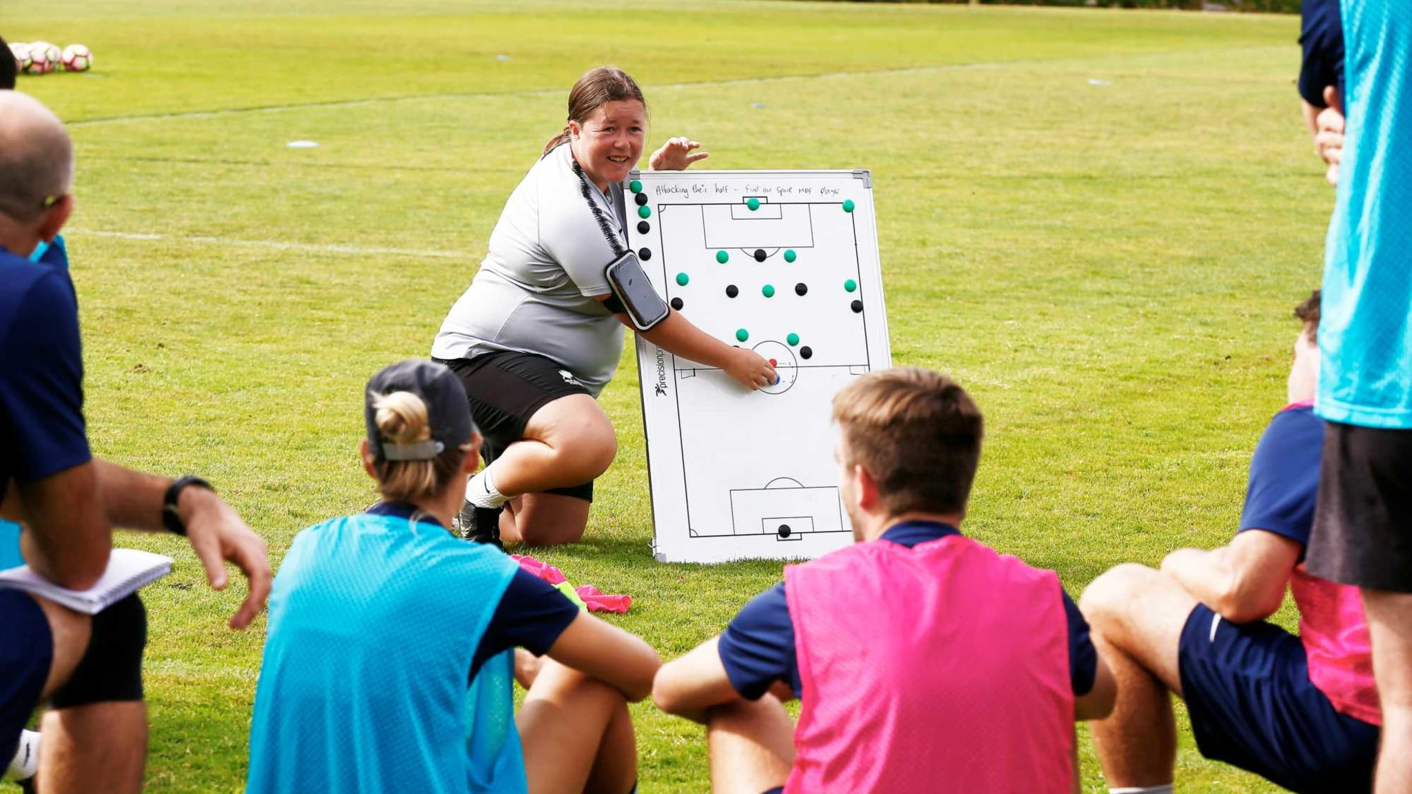 New Zealand Female Coach Mentorship Programme