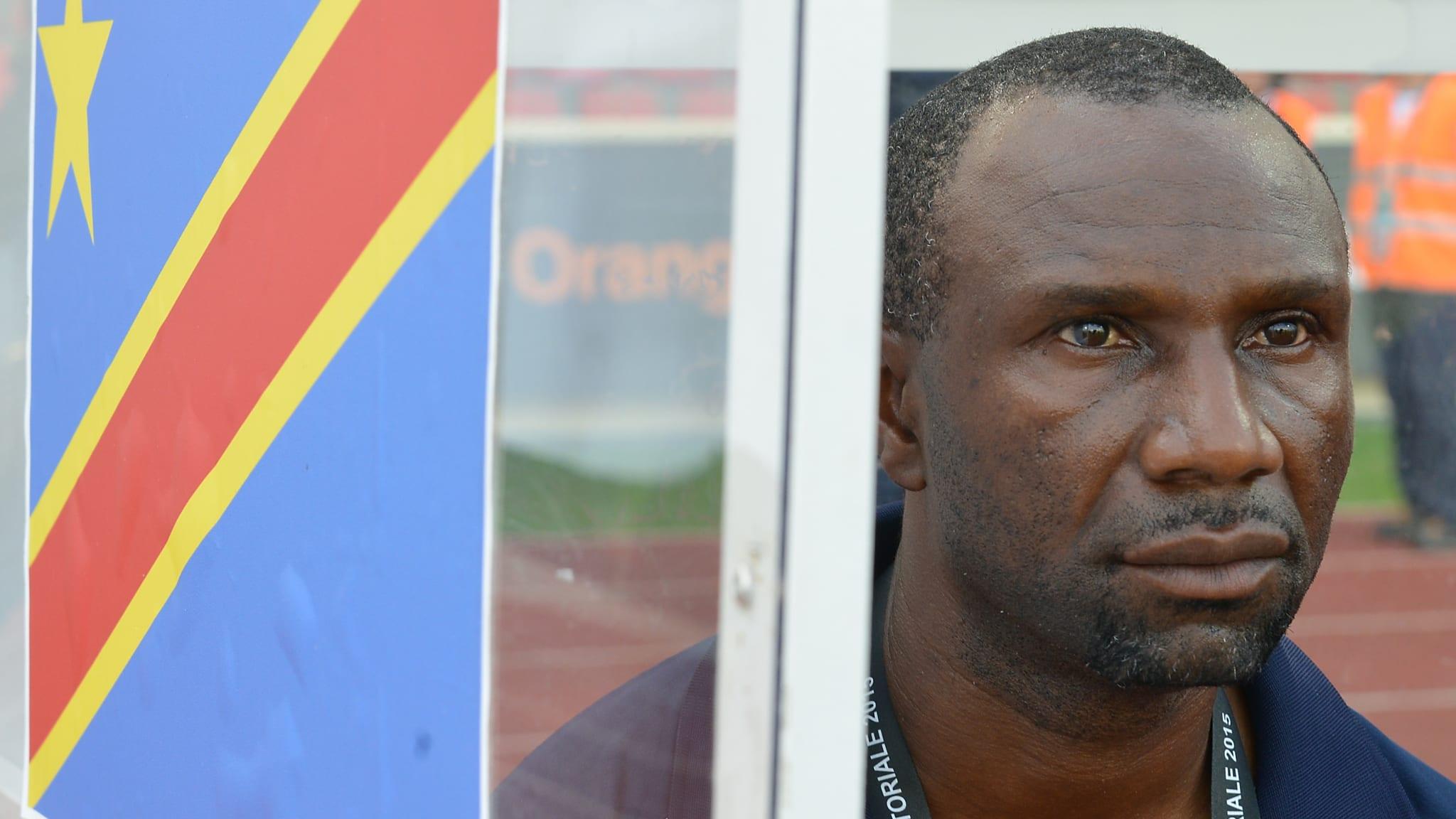 Democratic Republic of the Congo's coach Florent Ibenge