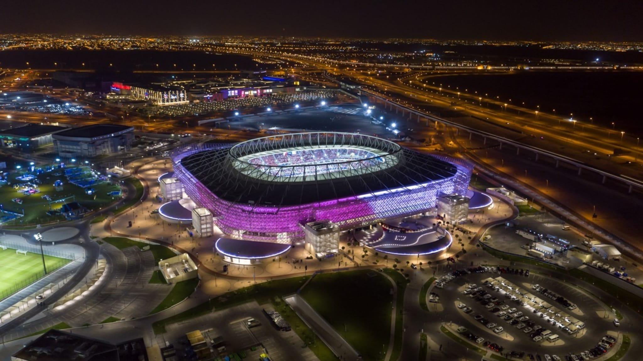 Ahmad Bin Ali Stadium