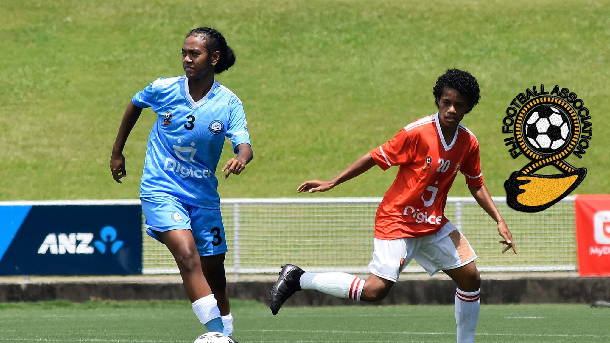 Opening round of the Fiji Women's Super League
