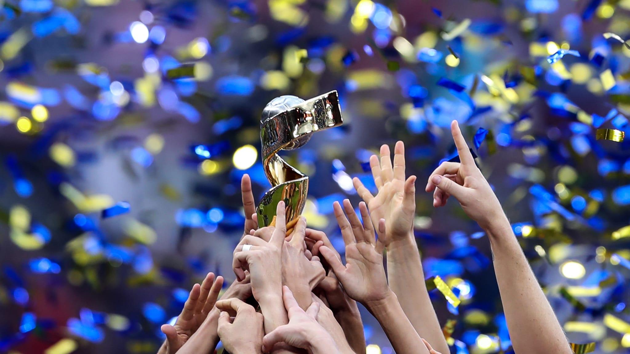 FIFA Women's World Cup Trophy