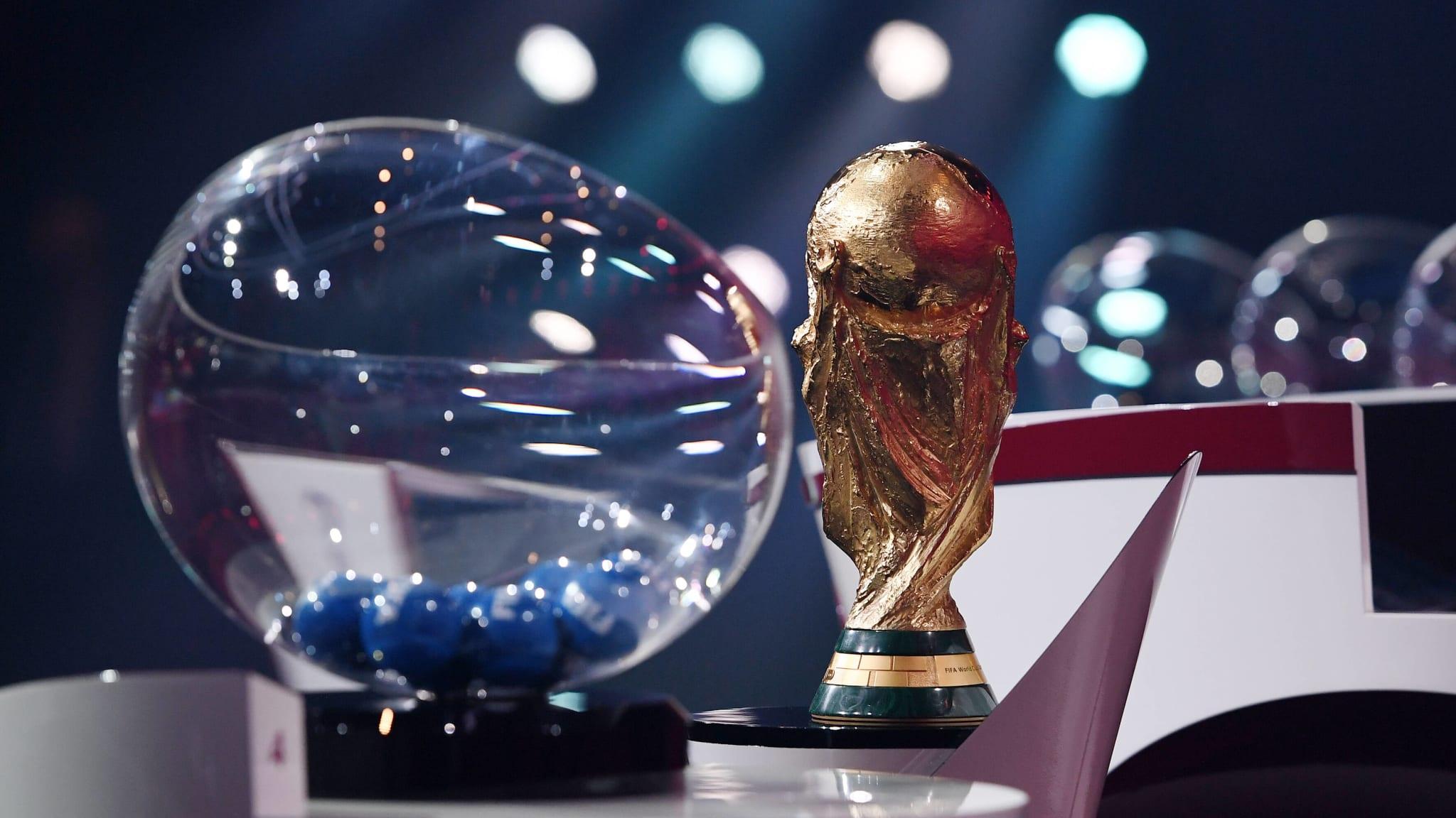 FIFA World Cup Preliminary Draw
