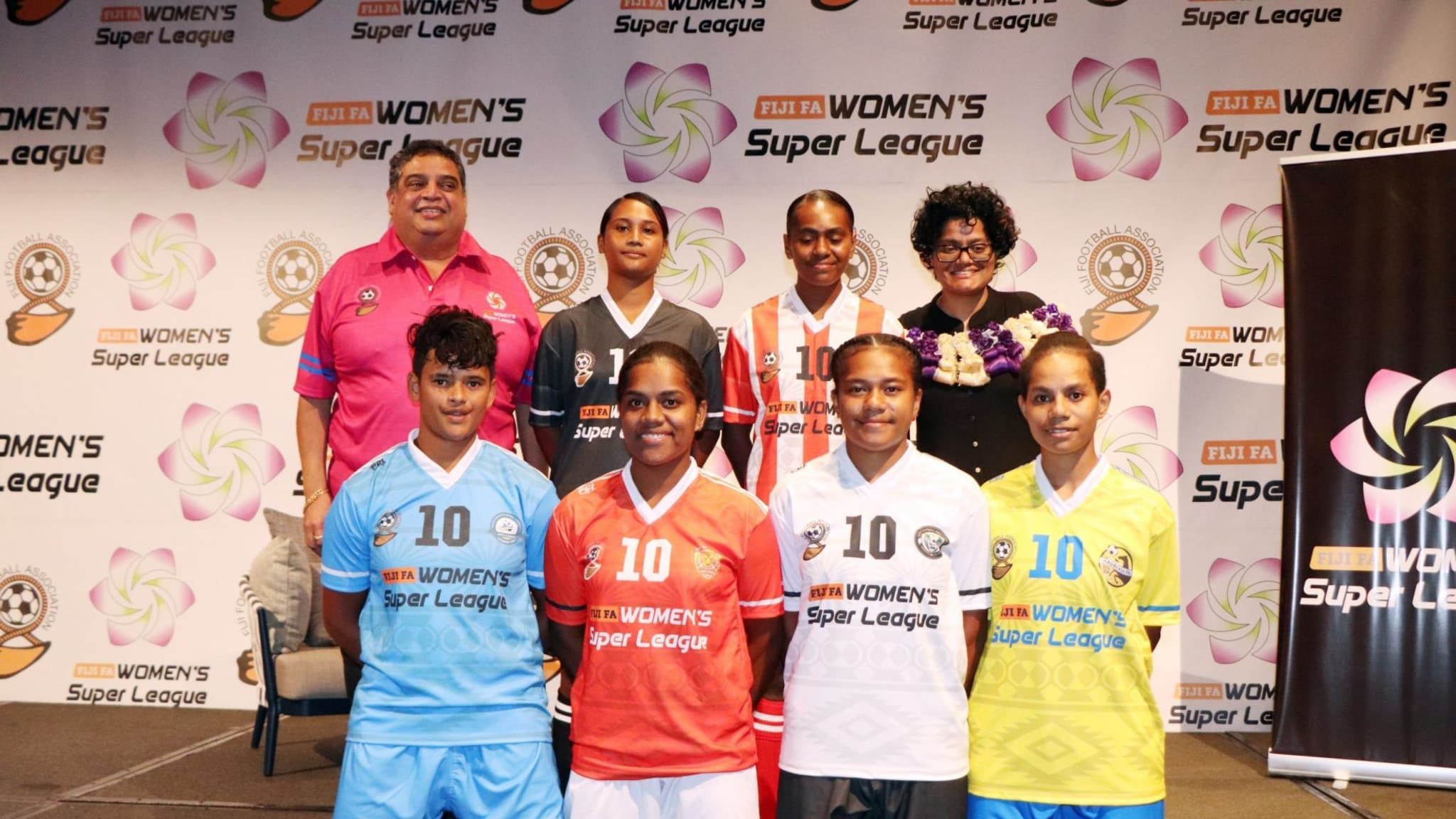 Fiji Women's Super League season launch